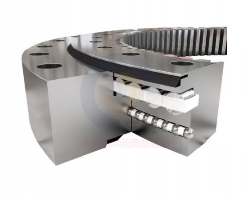 Ball and Roller Combination Slewing Bearing