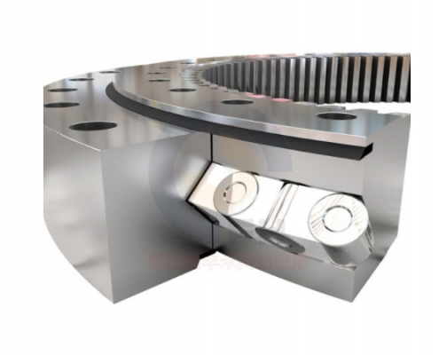 Single Row Cross Roller Slewing Bearing (11 series)